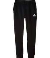 adidas Kids - Cotton Fleece Tapered Pants (Big Kids)