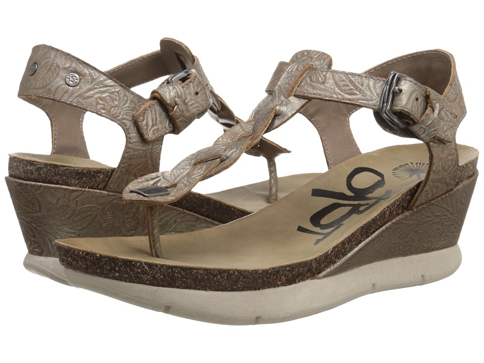 OTBT - Graceville (Light Pewter) Women's Sandals