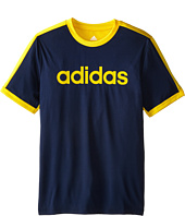 adidas Kids - Short Sleeve Training Top (Big Kids)