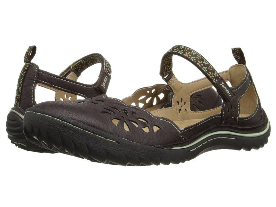 Jambu - Deep Sea - Vegan (Brown) Women