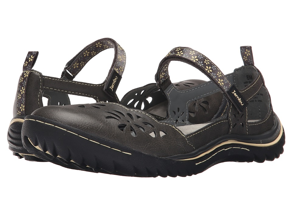 Jambu - Deep Sea - Vegan (Charcoal) Women