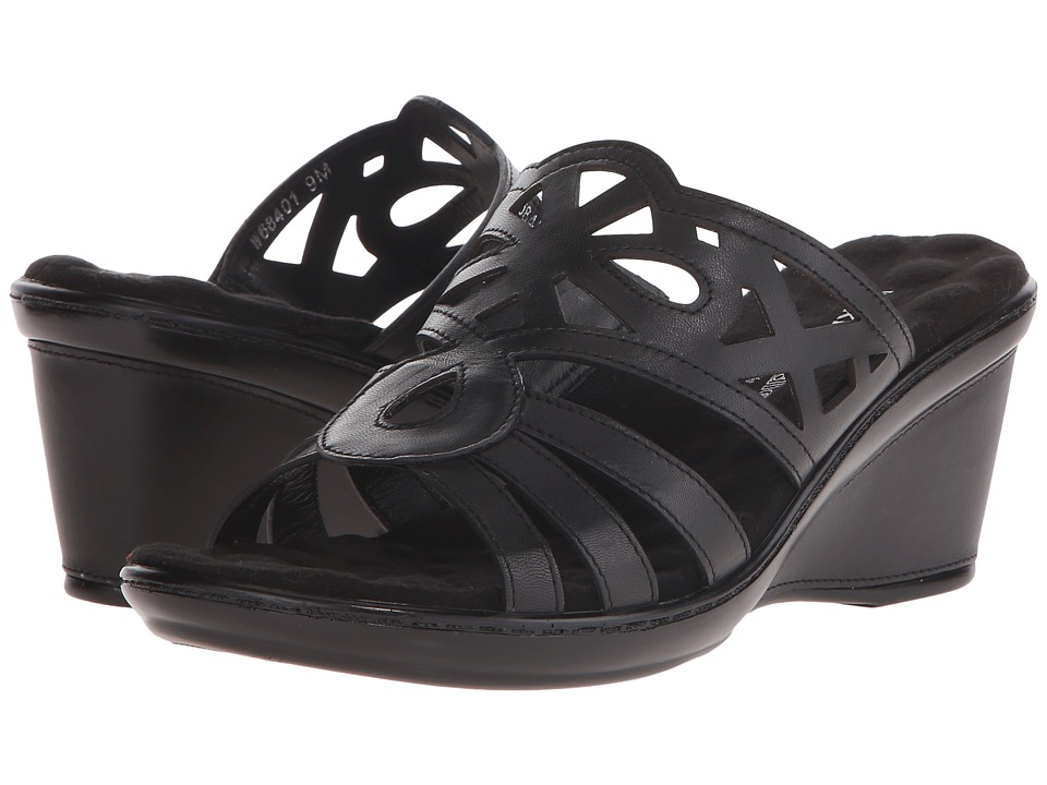 Walking Cradles Logan (Black Soft Antanado) Women