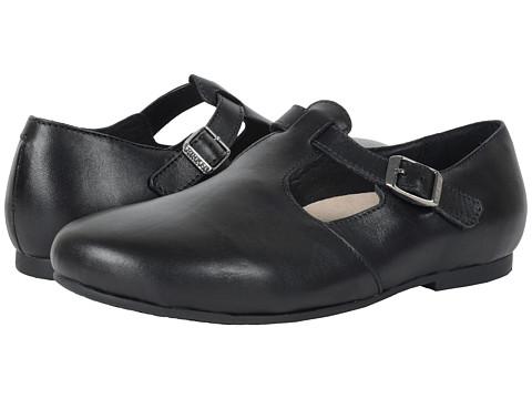 Birkenstock Tickel - Black Leather