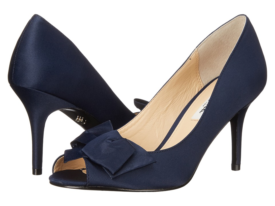 Nina - Fraser (New Navy Luster) High Heels
