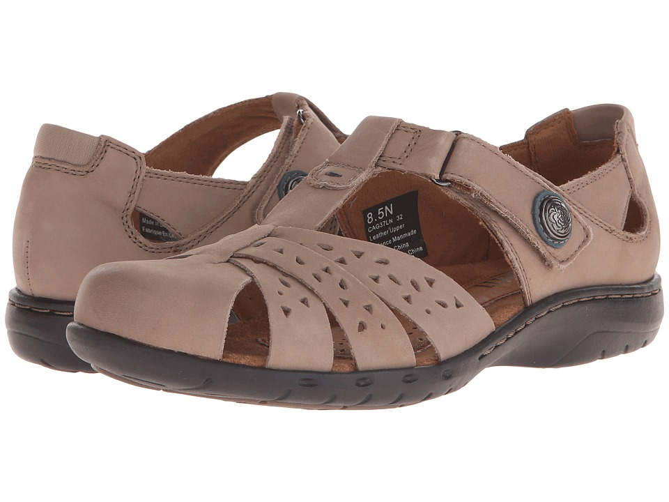 Cobb Hill Patina Linen Womens Flat Shoes