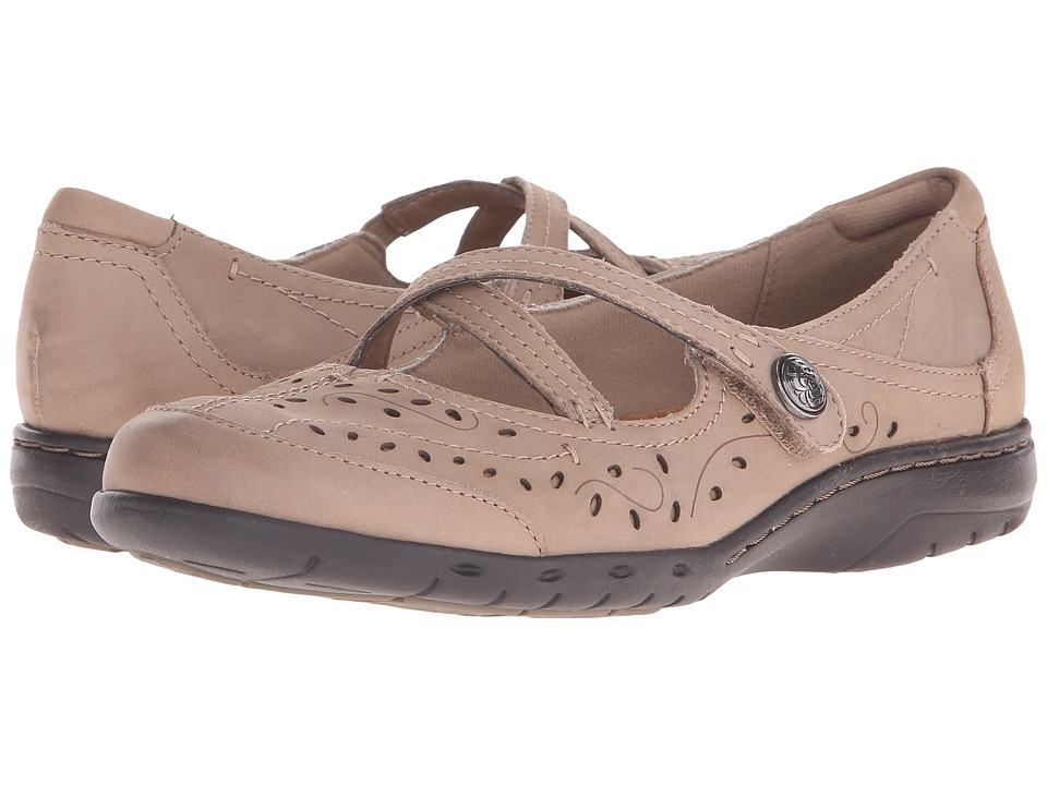 Cobb Hill Pearl Linen Womens Flat Shoes