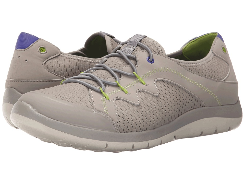 Cobb Hill FitStride Taupe Womens Lace up casual Shoes