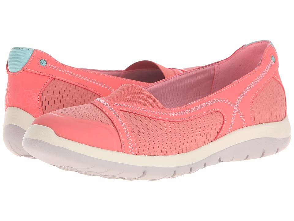Cobb Hill FitSpa Coral Womens Flat Shoes