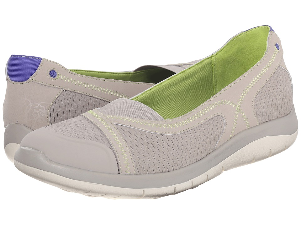 Cobb Hill FitSpa Taupe Womens Flat Shoes