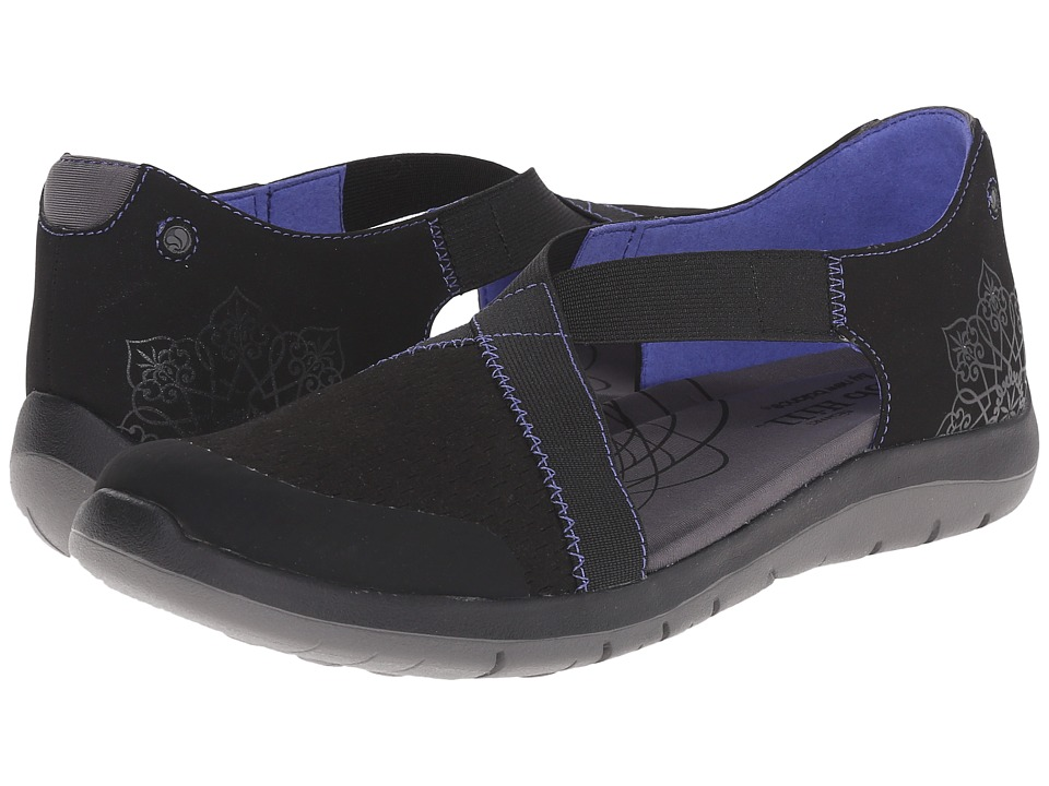 Cobb Hill FitSpirit Black Womens Flat Shoes