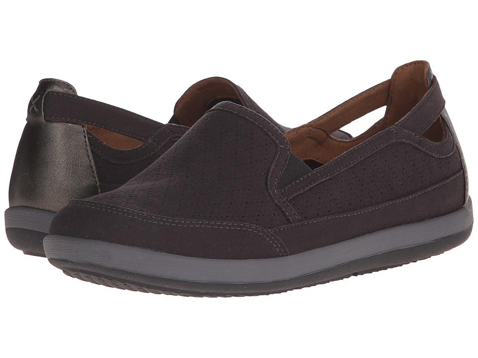 Cobb Hill Zahara Black Womens Flat Shoes