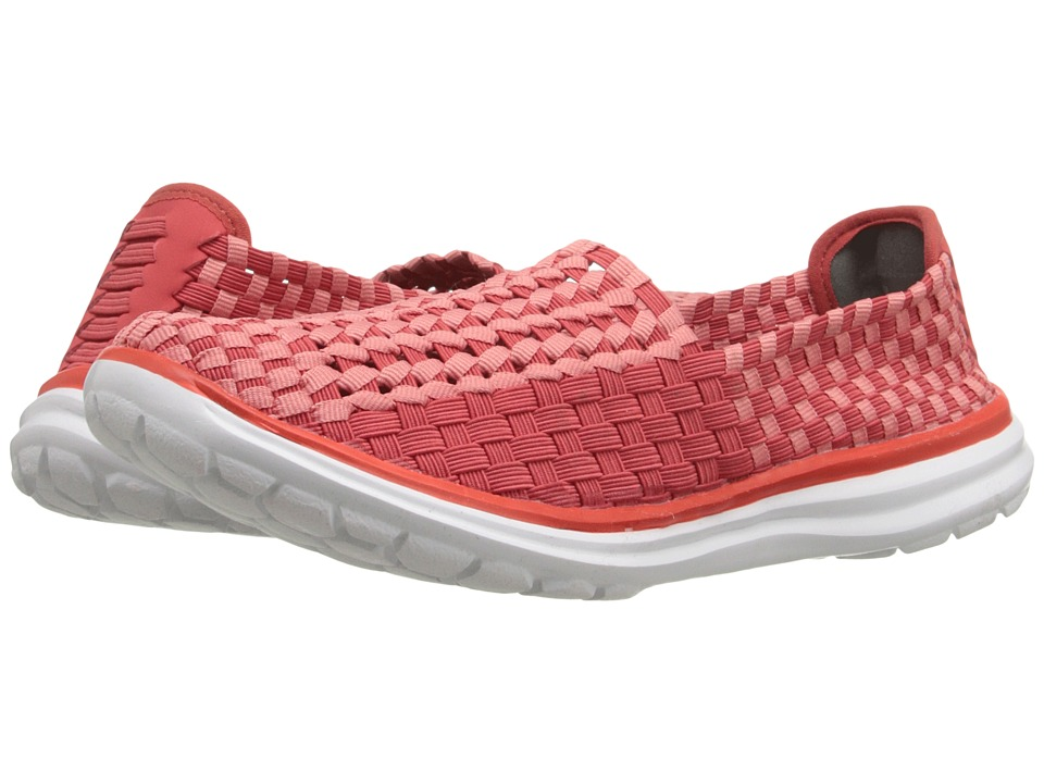 Cobb Hill Wise Coral Multi Womens Slip on Shoes