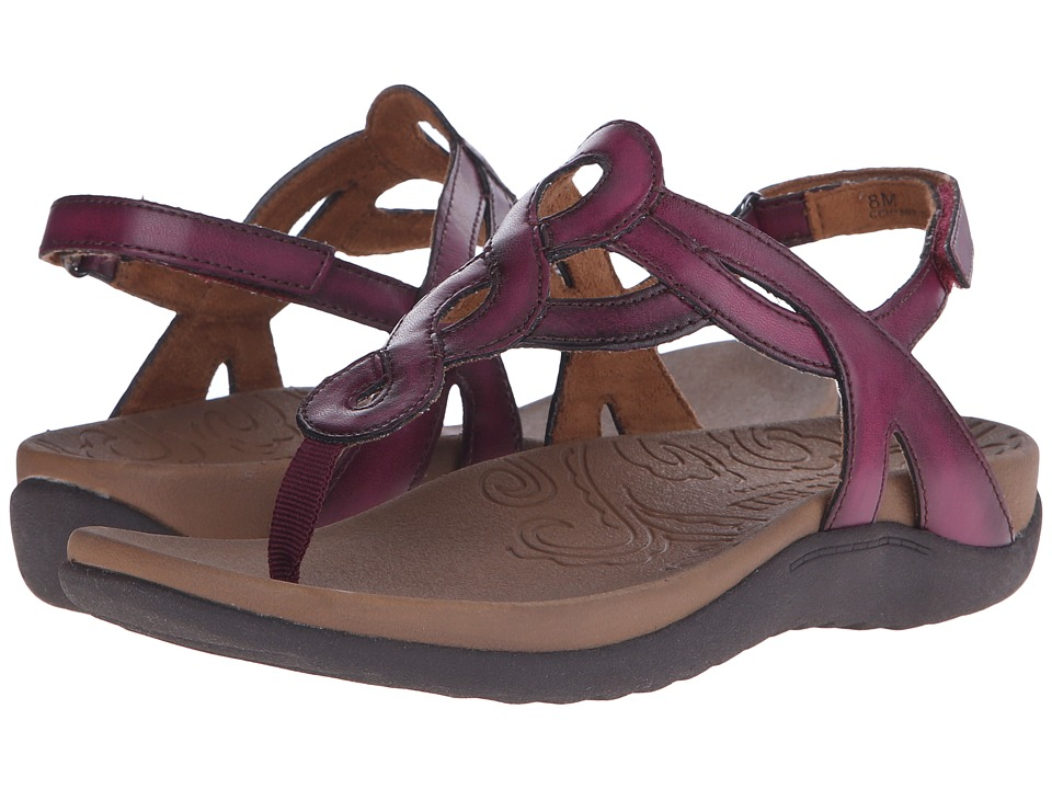Cobb Hill Ramona Boysenberry Womens Sandals