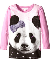 Pumpkin Patch Kids - Finding Anastasia Panda Graphic Tee (Little Kids/Big Kids)