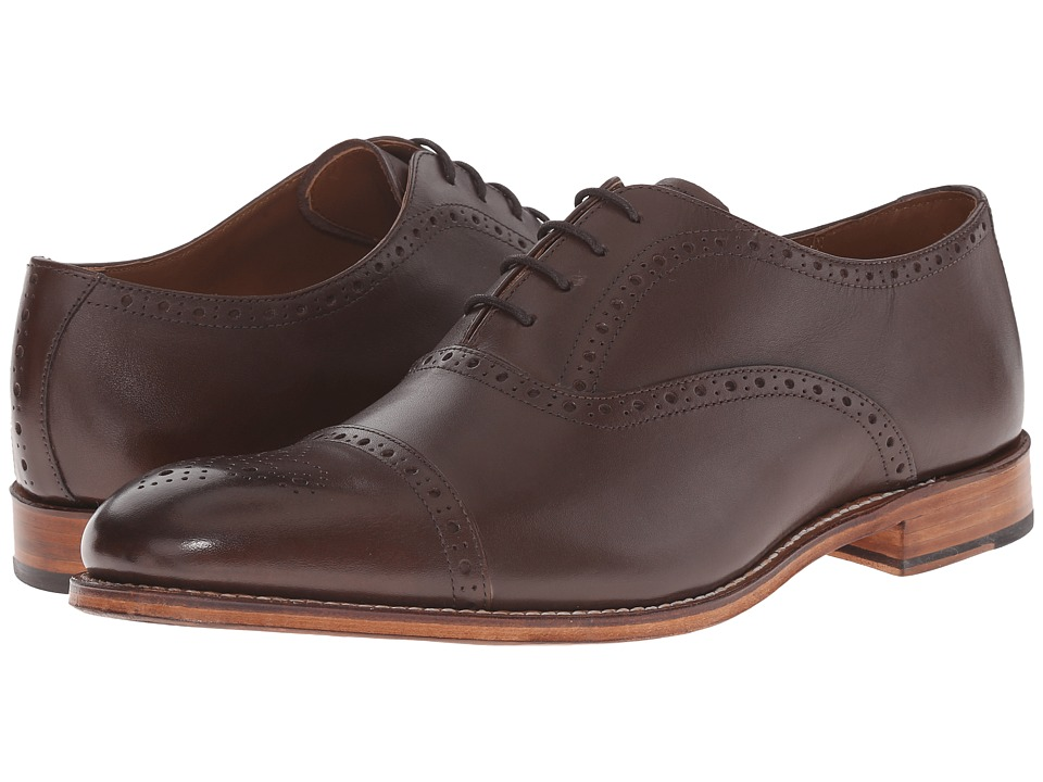Grenson Matthew Burnt Pine Mens Lace up casual Shoes