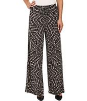 Calvin Klein - Print Wide Leg Pants