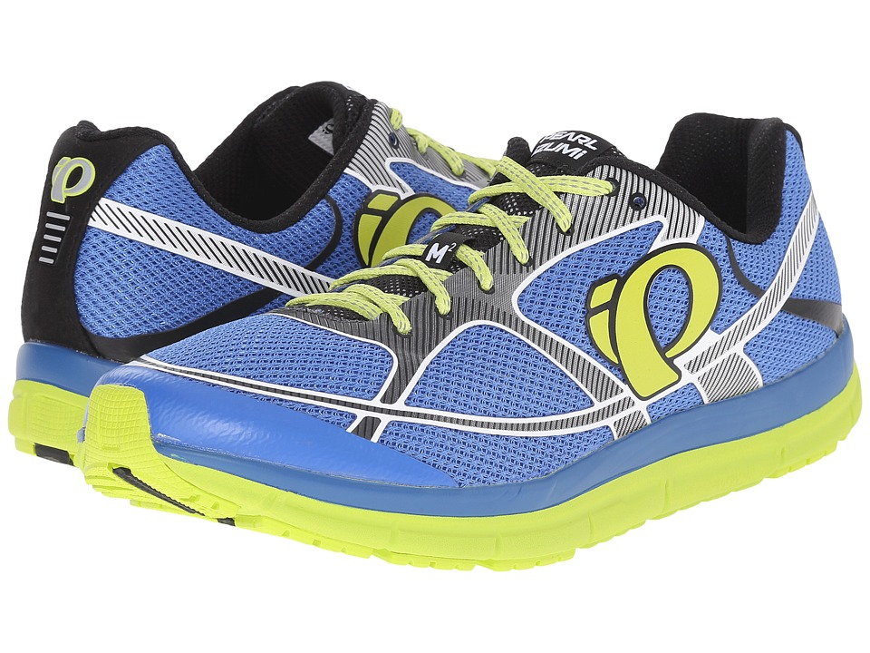 Pearl Izumi Em Road M 2 v3 Palace Blue/Black Mens Running Shoes