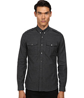 The Kooples - Melton Flanelle Shirt