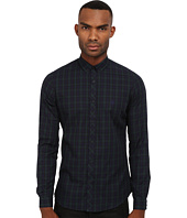 The Kooples - Sport Irish Checks Button Up