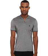 The Kooples - Bicolor Tipped Collar Pique Polo