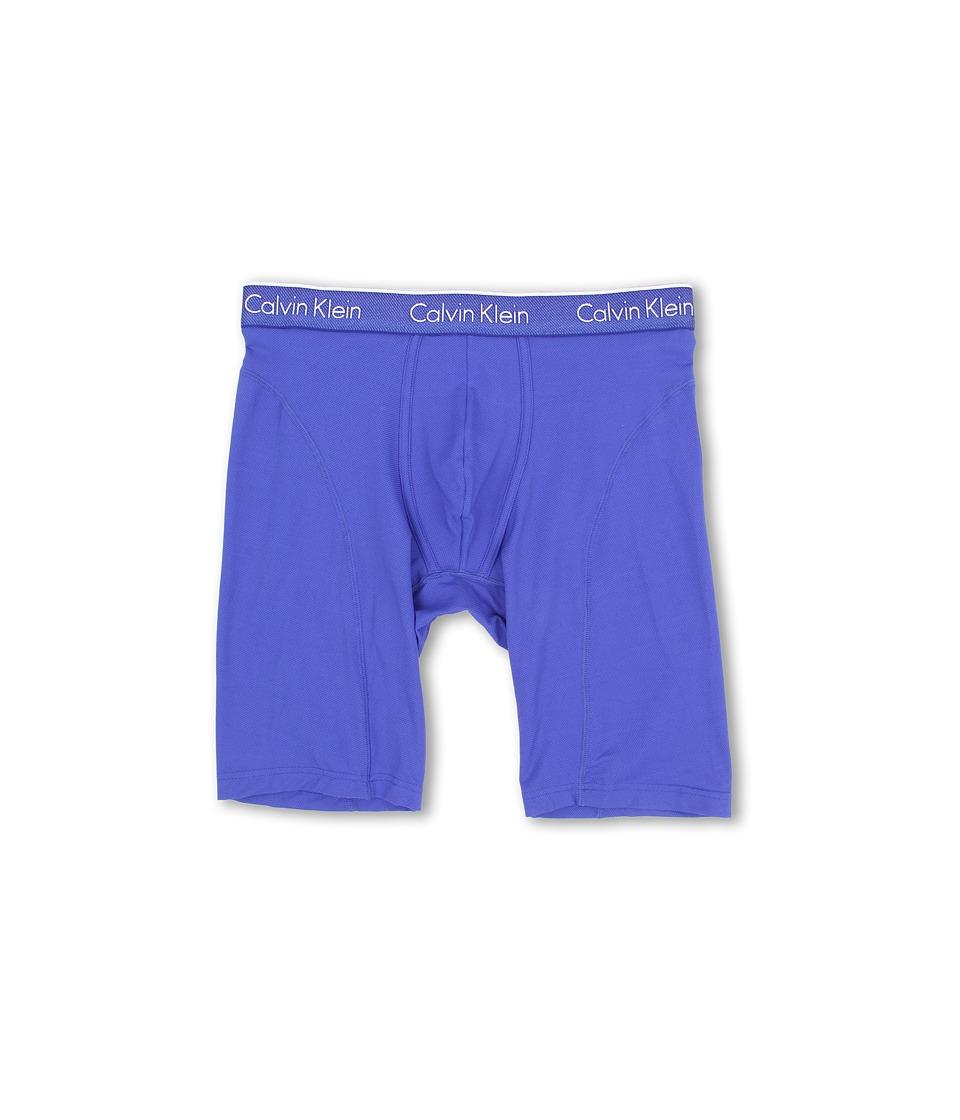 Calvin Klein Underwear Air Cycle Shorts (Cobalt Water) Men