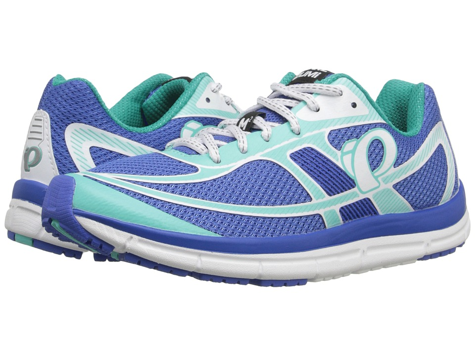 Pearl Izumi EM Road M2 v3 Palace Blue/White Womens Running Shoes