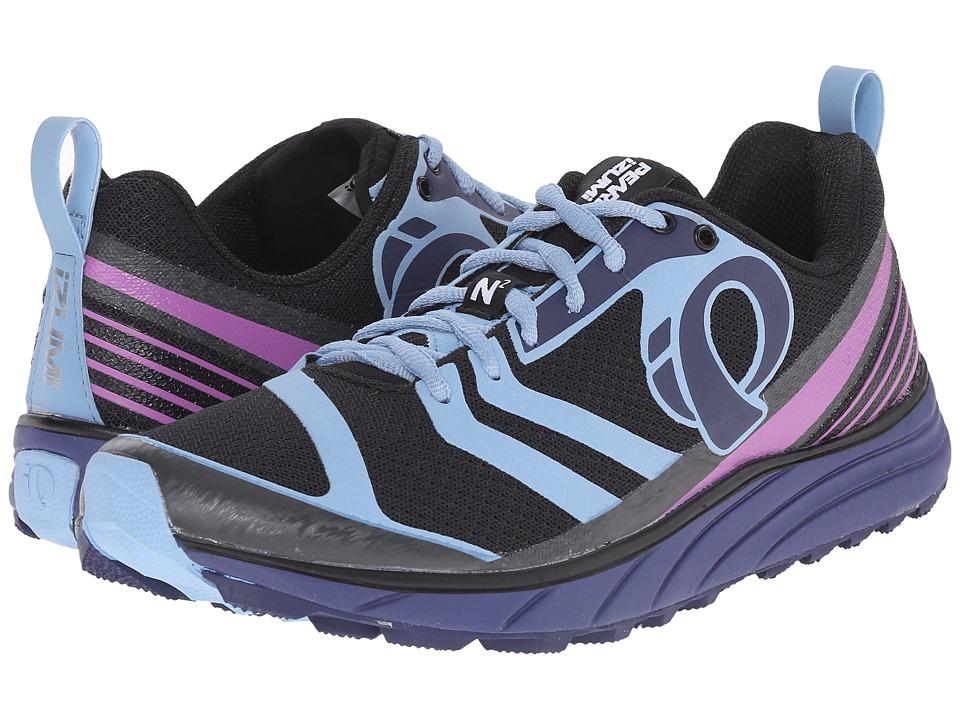 Pearl Izumi - EM Trail N 2 v2 (Black/Deep Indigo) Womens Running Shoes