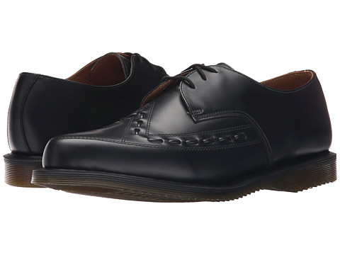 Dr. Martens Ally Monk Strap Creep - Black Smooth