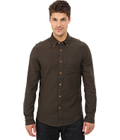 Deus Ex Machina - Albie Brushed Long Sleeve Shirt