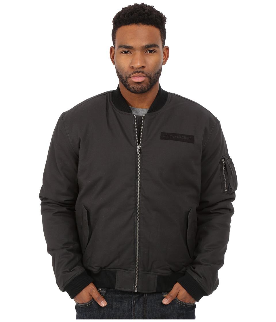 Deus Ex Machina Elias Jacket Black Mens Coat