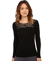 Hanro - Constance Long Sleeve Top