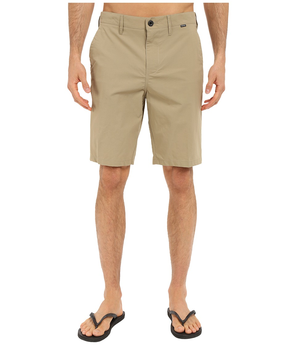 Hurley Dri-FIT Chino Walkshort (Khaki) Men
