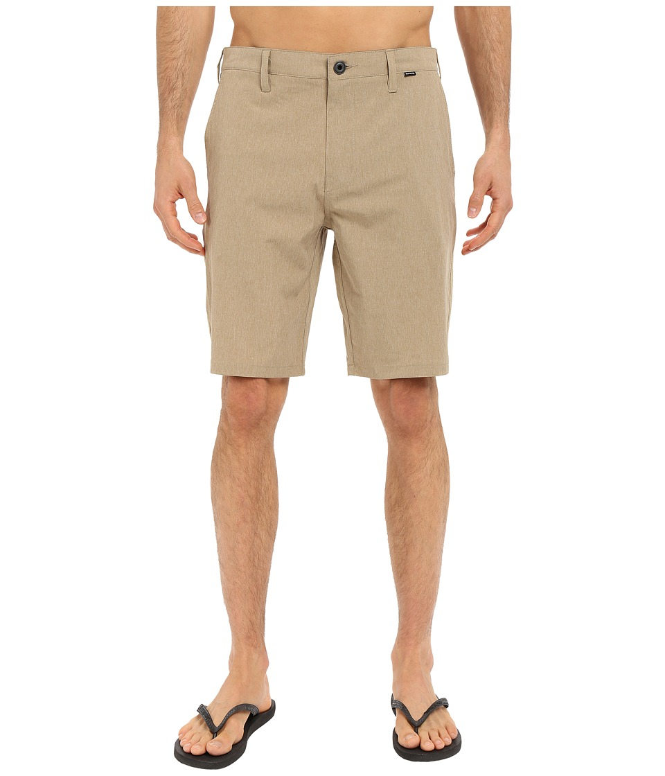 Hurley Phantom Boardwalk Short (Khaki) Men
