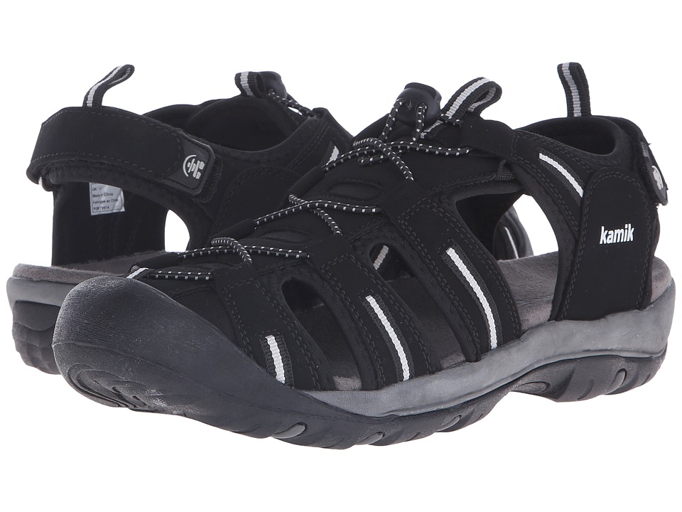 Kamik - Capemay (Black) Mens Shoes