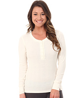 Jane & Bleecker - Varigated Rib Henley 3501055