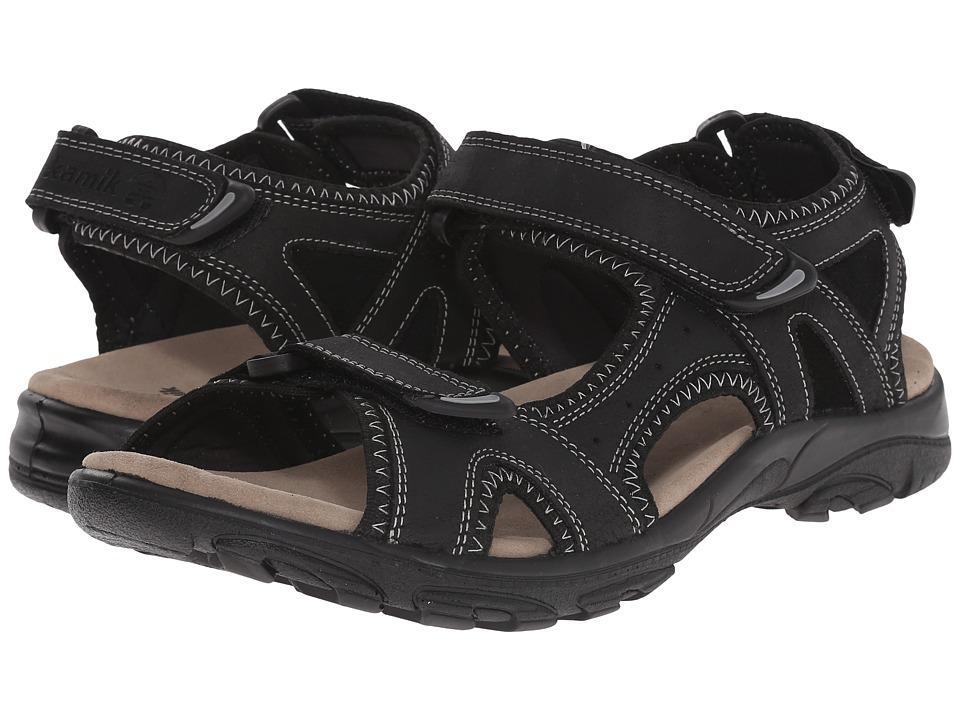 Kamik - Pier (Black) Mens Rain Boots
