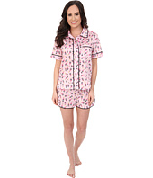 Jane & Bleecker - Sateen Short PJ Set 3511064
