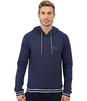 Kenneth Cole Reaction - Waffle Jersey Hoodie