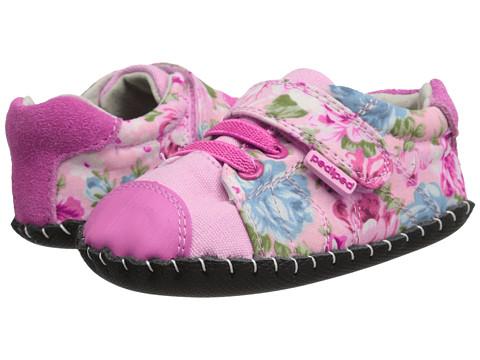 pediped Jake Original (Infant) - Pink Floral