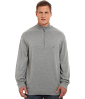 Nautica Big & Tall - Big & Tall 1/4 Zip Sweater