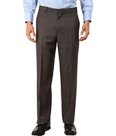 Perry Ellis Portfolio - Classic Fit Heather Plaid Pants