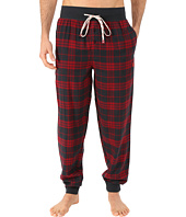 Original Penguin - Cuffed Flannel Pants