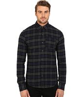 Scotch & Soda - Long Sleeve Brushed Cotton Shirt