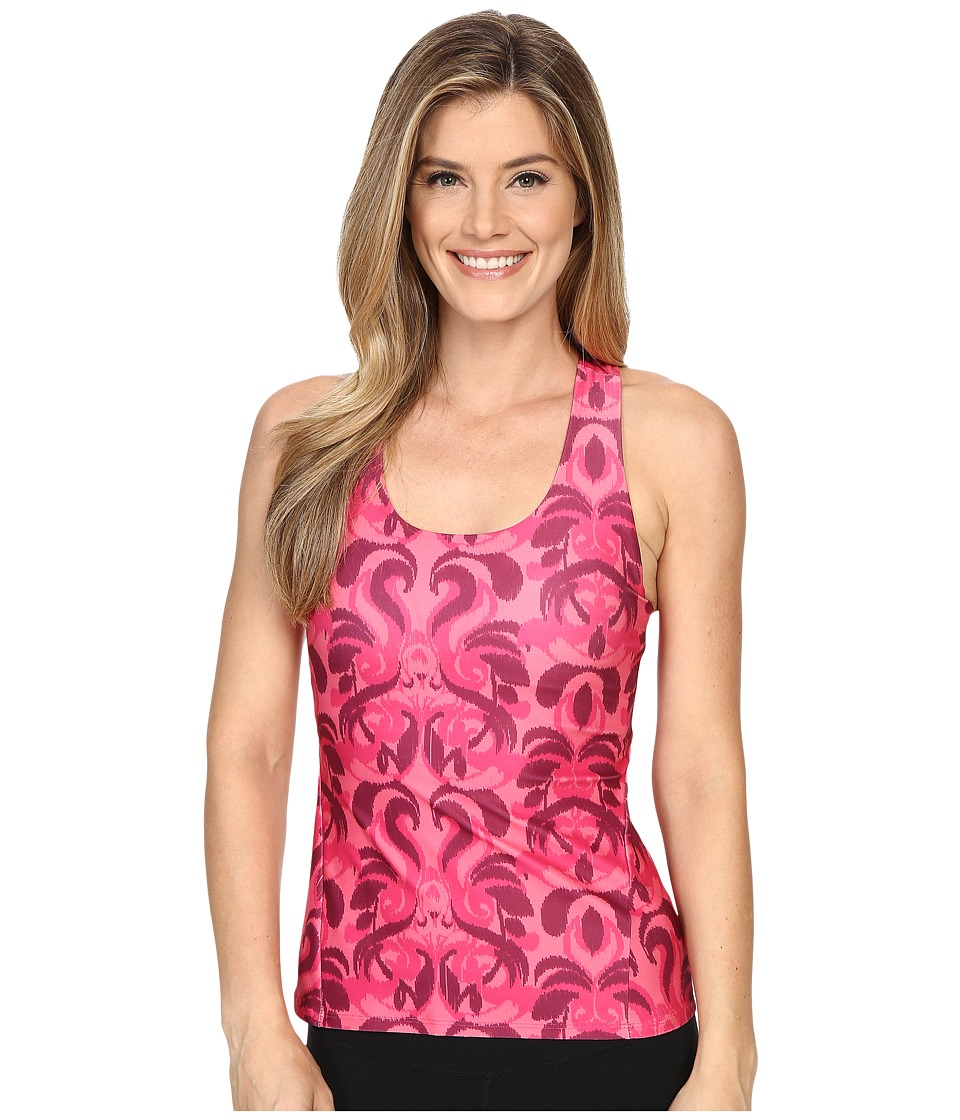 Stonewear Designs Lyra Top Barberry Paradise Womens Workout