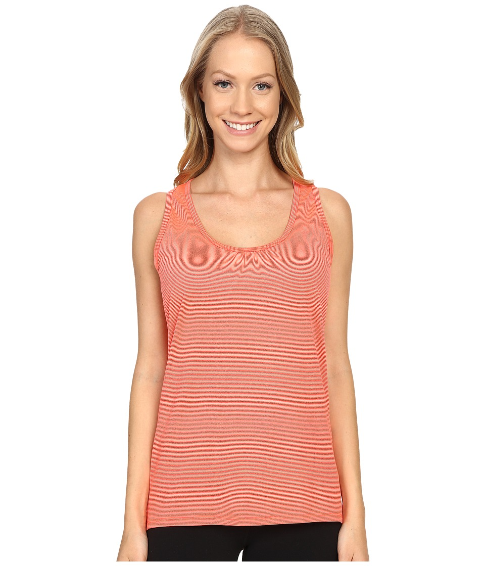 Stonewear Designs Fuse Tank Top Hot Melon Womens Sleeveless