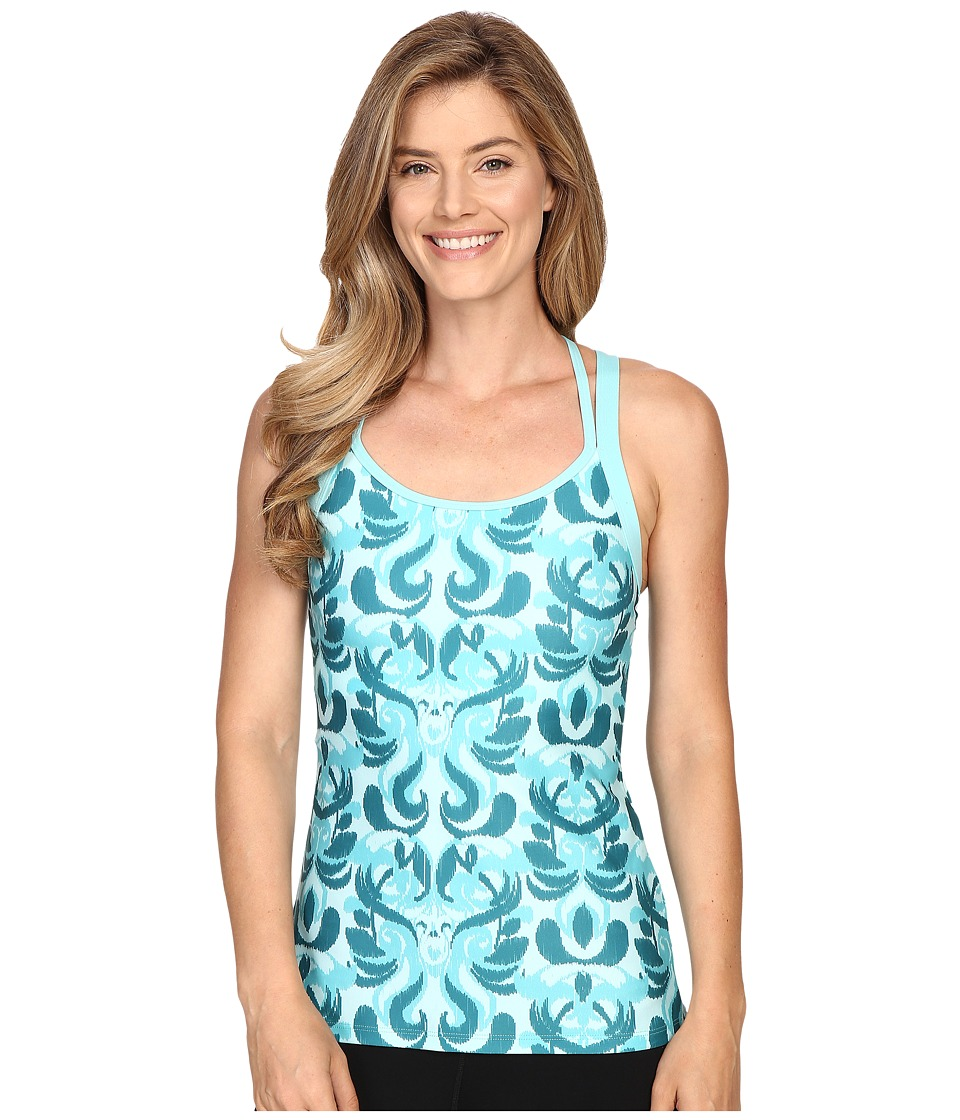 Stonewear Designs Double Cross Aqua Paradise Womens Clothing
