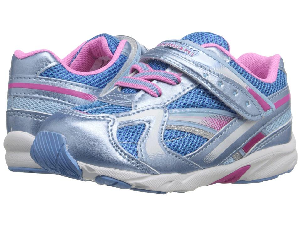 Tsukihoshi Kids B. Glitz Toddler Ice/Pink Girls Shoes