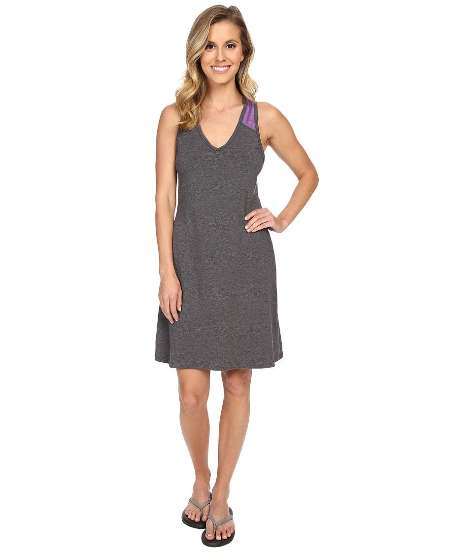 Stonewear Designs Getaway Dress Stone Heather Womens Dress
