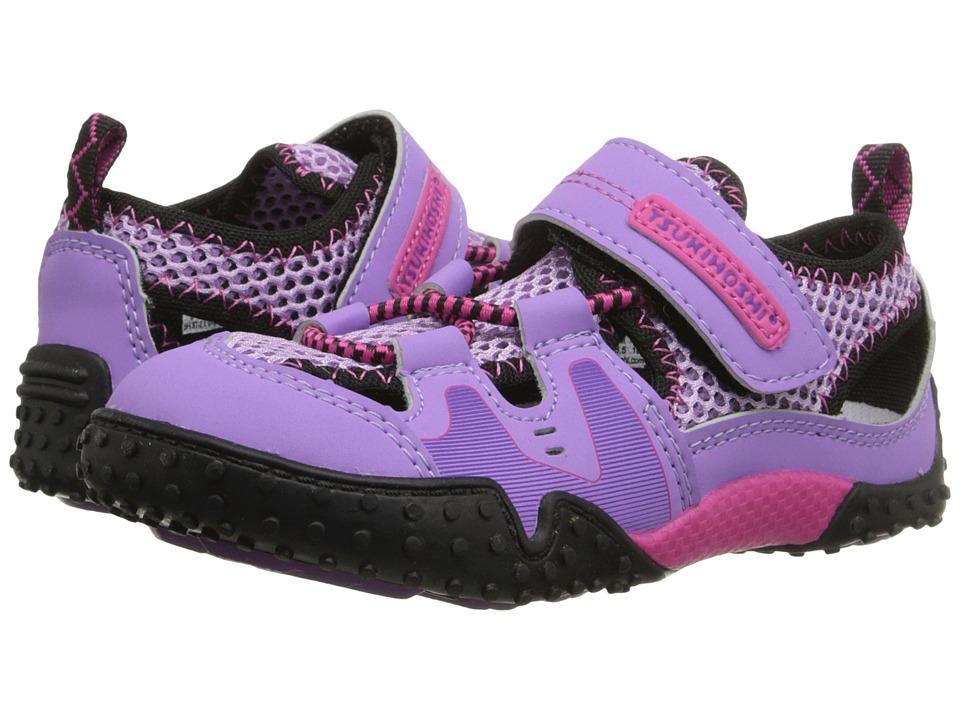Tsukihoshi Kids Sakura Toddler/Little Kid Purple/Lavender Girls Shoes