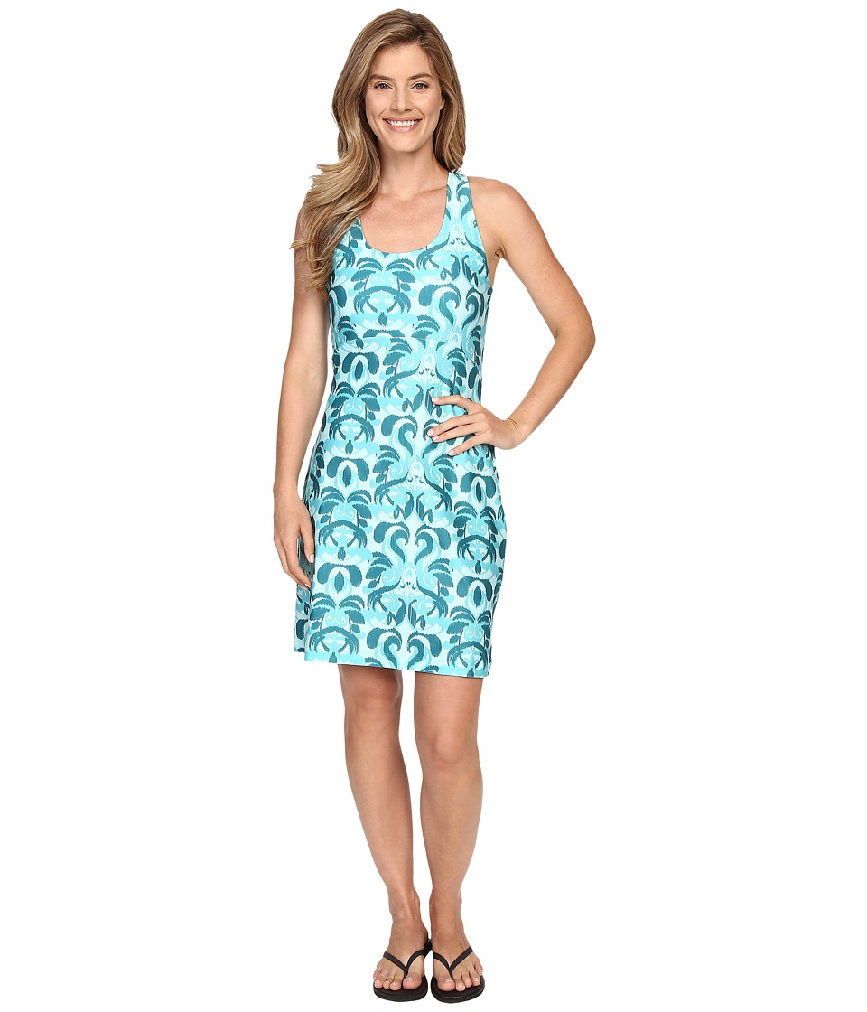 Stonewear Designs Lyra Dress Aqua Paradise Womens Dress